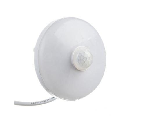 Led светильник накладной с датчиком Sensor 13Вт 6000К круг IP44