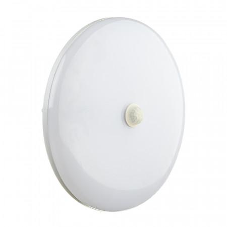 Купить Led светильник накладной с датчиком SYMPHONY ЖКХ 36Вт 6000К круг IP44