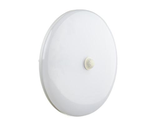 Led светильник накладной с датчиком Sensor ЖКХ 36Вт 5000К круг IP65