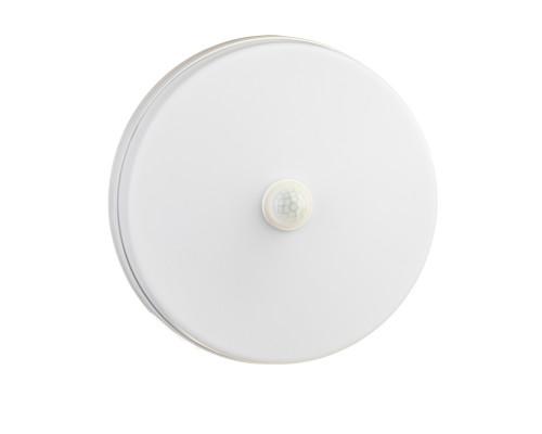 Led светильник накладной с датчиком Sensor 24Вт 6000К круг IP44