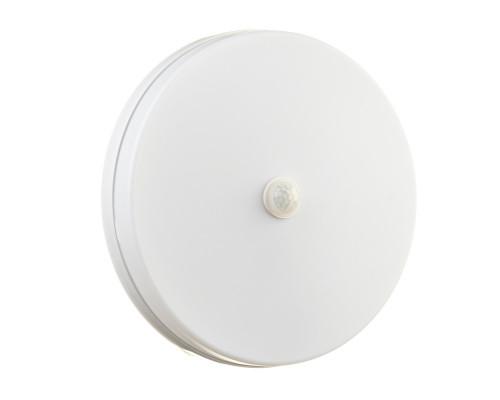 Led светильник накладной с датчиком Sensor 36Вт 6000К круг IP44