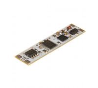 Оптический датчик ON/OFF в профиль 5A 12V с памятью, дистанцией до 3 см