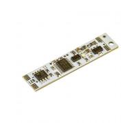 Оптический датчик ON/OFF в профиль 5A 12V с диммированием, памятью, дистанцией до 3 см