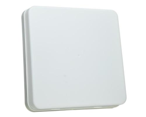 Led светильник накладной AVT Crona ЖКХ 24Вт 5000К квадрат IP65