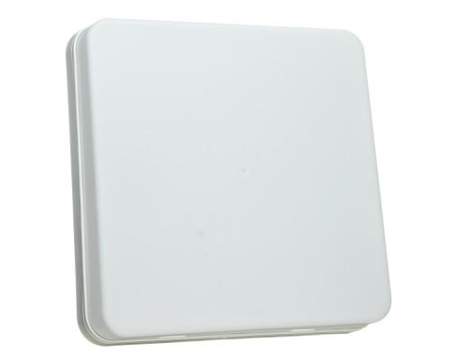 Led светильник накладной AVT Crona ЖКХ 36Вт 5000К квадрат IP65