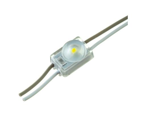 Модуль МТК 12V белый 1led smd2835 1Вт IP65