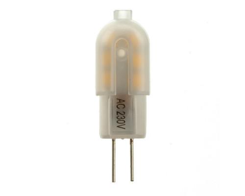 Led лампа SIVIO smd2835 2Вт G4 220В 4500K Plastik