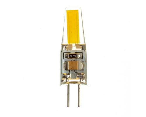 Led лампа SIVIO cob1505 3,5Вт G4 220В 4500K Silicon