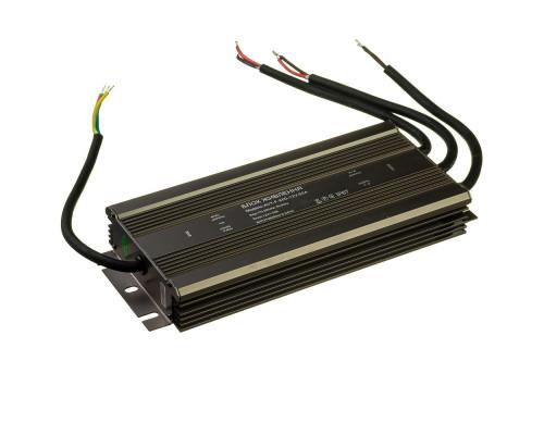 Led блок питания NEW AVT-12V влагозащита IP 65 50А - 600W