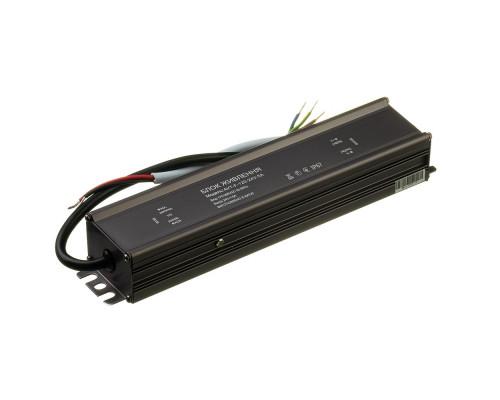Led блок питания NEW AVT-24V влагозащита IP 65 5А - 120W