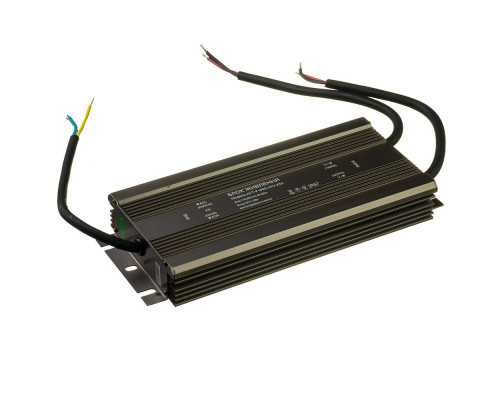 Led блок питания NEW AVT-24V влагозащита IP 65 25А - 600W