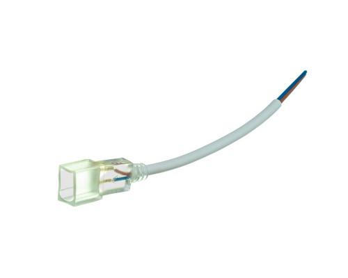 Коннектор для led неона 12В 8мм мама с пином
